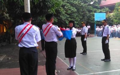 Memperingati Kemerdekaan Republik Indonesia 74